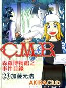 C.M.B.森罗博物馆之事件目录漫画97